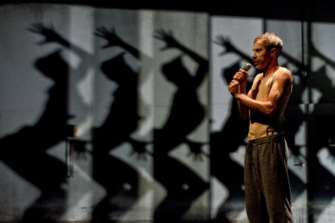 "Jonathan Young in ""Betroffenheit"" Photo Michael Slobodian"