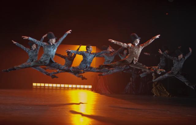Royal Swedish Ballet Juliet and Romeo Photo by Gert Weigelt