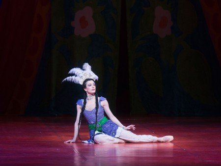 "Veronika Part of American Ballet Theatre in Alexei Ratmansky's ""The Golden Cockerel"" Photo Rosalie O'Connor"