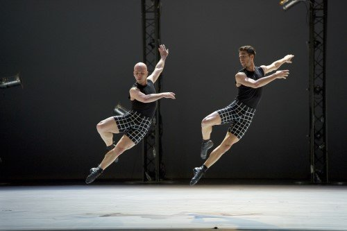 """L.A. Dance Project """"Hearts and Arrows"""" Photo Andrea Stappert"""