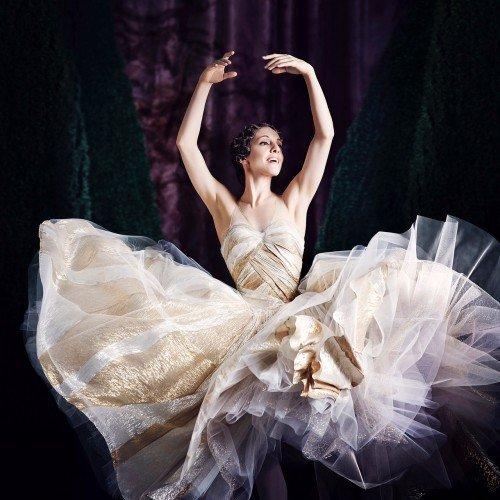 Leanne Stojmenov as Cinderella Photo Justin Ridler