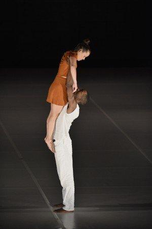 "Dancers from the Rosie Herrera Dance Theater in ""Carne Viva"" Photo Grant Halverson"