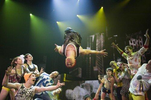 "Cirque Eloize ""iD"" Photo Valerie Remise"