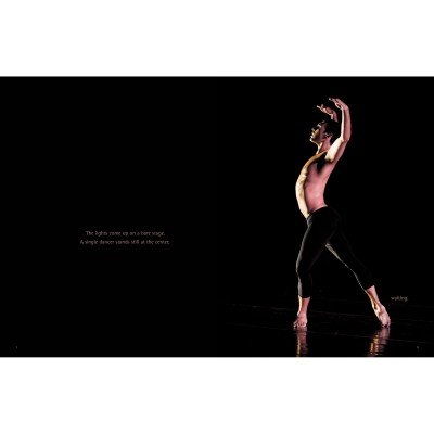 """Interior image from """"Out There: Jonathan Porretta's Life in Dance"""" Photo Angela Sterling"""