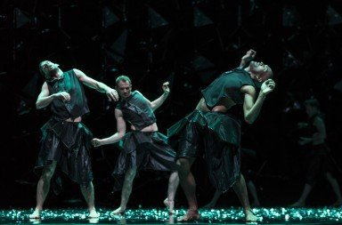 Danish Dance Theatre: Black Diamond, photo by Costin Radu