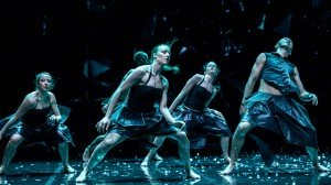 Danish Dance Theatre: Black Diamond, photo by Soren Meisner