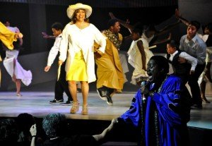Debbie Allen's FREEZE FRAME ... Stop the Madness, photo courtesy of the Kennedy Center