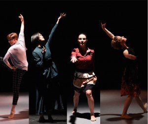Gin Dance Company, photo by Ruth Judson