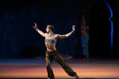 Vladimir Shklyarov - Scheherezade - State Academic Mariinsky Theatre Photo Natasha Razina