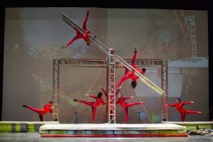 STREB Extreme Action, SEA (Singular Extreme Actions), photo by Teresa Wood