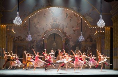 "Boston Ballet dancers in Mikko Nissinen's ""The Nutcracker""     Photo Rosalie OConnor"