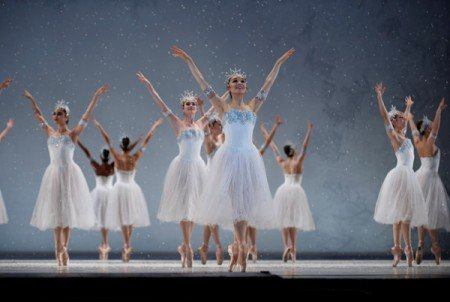 San Francisco Ballet in Tomasson's Nutcracker Photo © Erik Tomasson