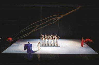 National Ballet of China - The Peony Pavillion Photo: National Ballet of China.