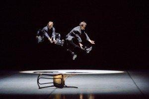 """Hamburg Ballet dancers in """"Old Friends II,"""" from John Neumeier's """"Old Friends"""" Photo by Kiran West"""
