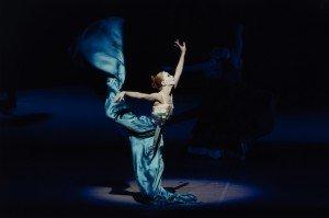 Silvia Azzoni as The Little Mermaid, photo by Holger Badekow