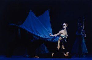 Silvia Azzoni as The Little Mermaid, photo by Holger Badekow
