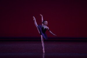 Elisabeth Beyer (14) at YAGP's Final Round Photo by VAM Productions