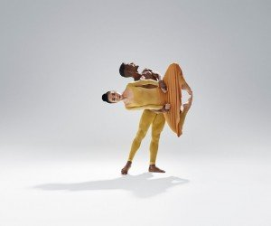 "Xin Ying and Lloyd Knight in Martha Graham's ""Maple Leaf Rag"" Photo by Hibbard Nash Photography"