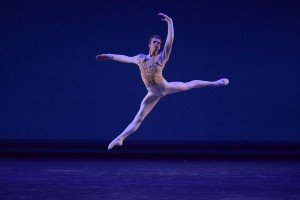 Jan Spunda (18) at the YAGP Final Round Photo by VAM Productions