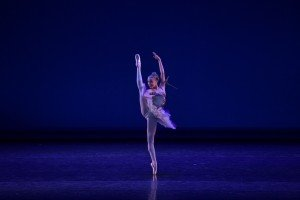 Madison Penney (12) at the YAGP Final Round Photo by VAM Productions