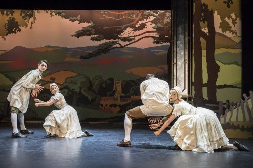 "Matthew Bourne's ""Town and Country"" Photo: Johan Persson"