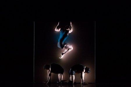 Artists of Pennsylvania Ballet in Nacho Duato's Remansos Photo: Alexander Iziliaev