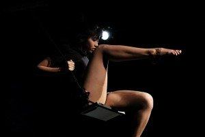 "Imana Gunawan  in Ashleigh Miller's  ""Brain is a Radio"" Photo by saltphotography"