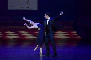 Luciana Paris and Marcelo Gomes at the YAGP Tribute to Julio Bocca Gala Photo by VAM Productions