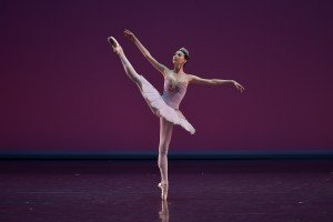 Chloe Misseldine at the YAGP Stars Gala Photo by VAM Productions