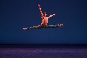 Cesar Corrales at the YAGP Stars Gala Photo by VAM Productions