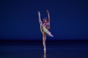 Madison Penney at the YAGP Stars Gala Photo by VAM Productions