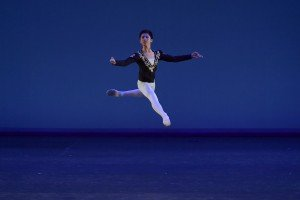 Takumi Miyake at the YAGP Stars Gala Photo by VAM Productions