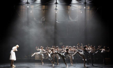 Scottish Ballet in A Streetcar Named Desire Photo Andy Ross
