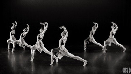 "Coriolus Dance in Natascha Greenwalt's ""Transit of Metis"" Photo by Bret Doss Photography"