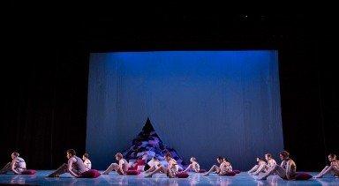"Artists of Pennsylvania Ballet in Matthew Neenan's ""Somnolence"" Photo by Alexander Iziliaev"
