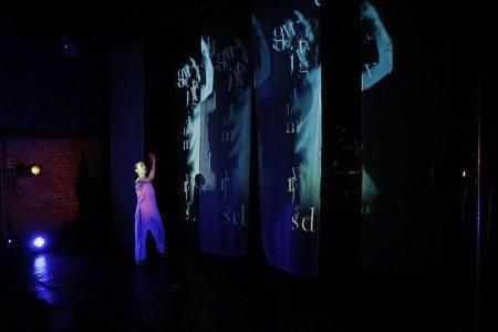 "Miki Orihara in ""In The Box 2"" Photo by Yoji Kawada"