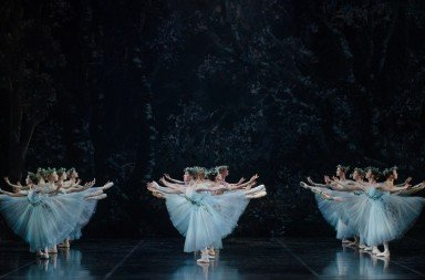"Estonian National Ballet ""Giselle"" Photo: Harri Rospu"