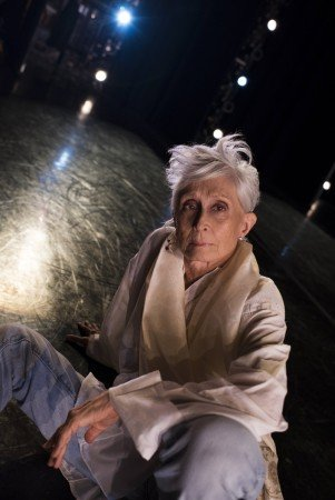 Portrait of Twyla Tharp by Robert Whitman