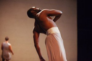 Deontay Gray in Christopher K. Morgan's Sliver, photo by Oliver Mertz