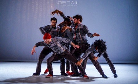 "Cie Art Move Concept dancers in Soria Rem and Mehdi Ouachek's ""Nibiru"" Photo by Detail Farouk Photography"