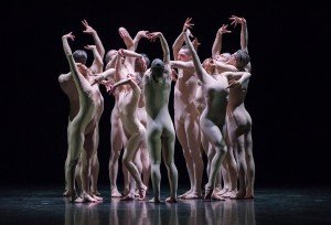 "Ballet BC dancers in Sharon Eyal and Gai Behar's ""Bill"" Photo by Stephanie Berger"