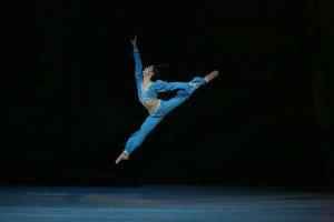 Mariinsky Ballet, Kimin Kim in La Bayadere, by Natasha Razina