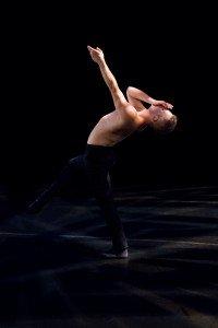 "Joshua Beamish in ""Saudade"" Photo by Ian Douglas"