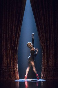 Ashley Shaw as Victoria Page in Matthew Bourne's The Red Shoes, photo by Johan Persson