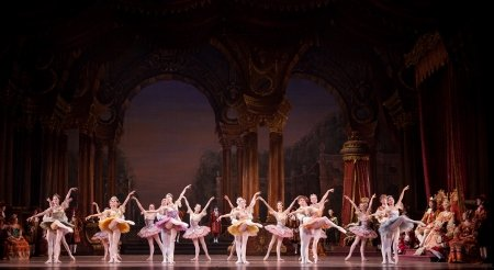 Artists of Pennsylvania Ballet in The Sleeping Beauty Photo: Alexander Iziliaev