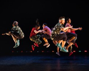 """Members of The Chase Brock Experience in """"Splendor we only partially imagined"""" Photo by Kyle Froman Photography"""