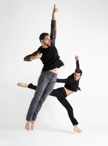 in the shelter of the fold by Doug Varone and Dancers, photo by Erin Baiano