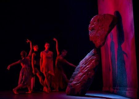 """Artists of Pennsylvania Ballet the world premiere of Helen Pickett's """"TILT"""" Photo: Erin Baiano"""