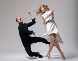 Wendy Whelan and Brian Brooks, photo by by Erin Baiano