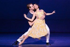 McGee Maddox and Allison Walsh, photo by Matthew Murphy
